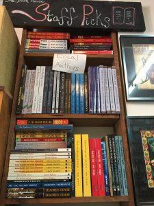 on Book House shelf